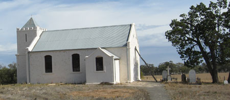 Ebenezer mission church 2008