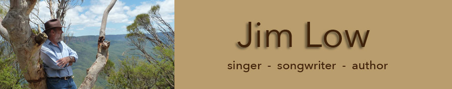 Jim Low - singer/songwriter